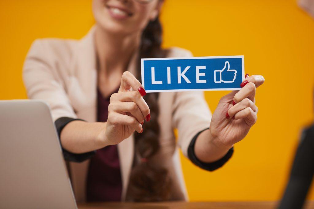 Social Media Marketing - Validus Media - Like